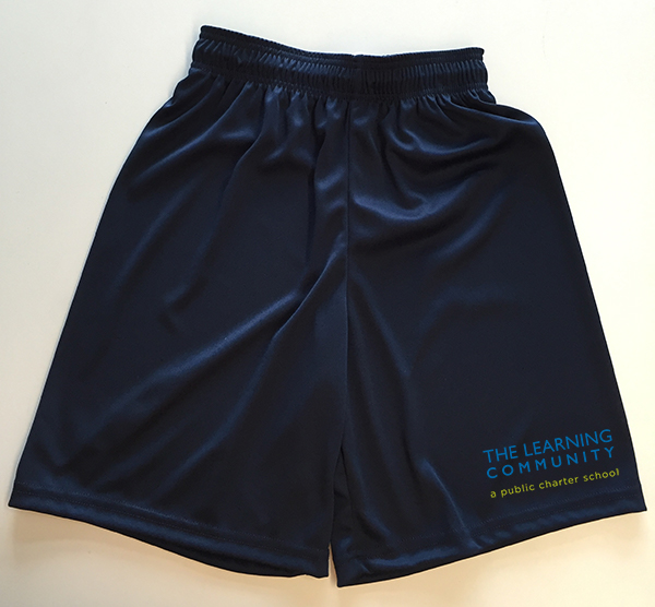 Polyester Shorts Adult Pantalones Cortos De Poliester The Learning Community Charter School